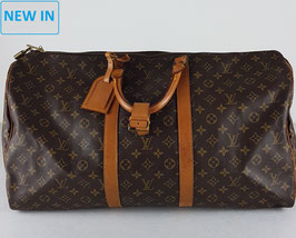 10193 Louis Vuitton Keepall 55