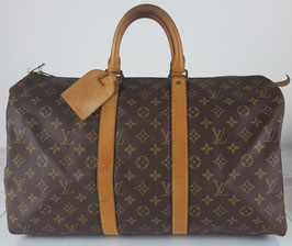 Louis Vuitton Keepall 45 mit Schloss