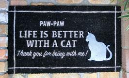 コイヤーマット(PAW PAW CAT)