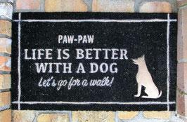 コイヤーマット( PAW PAW DOG)
