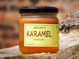 Karamelsaus  Vanille