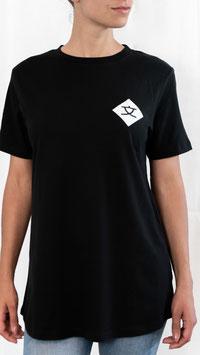 WENDJA Shirt schwarz