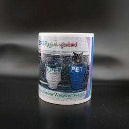 Artikel-Nr. 001J - Fototasse, Keramik