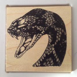 Artikel-Nr. 036G  - Stempel Wildlife Schlange