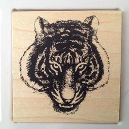 Artikel-Nr. 036B  - Stempel Wildlife Tiger