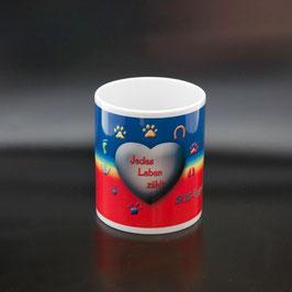 Artikel-Nr. 001B - Fototasse, Keramik