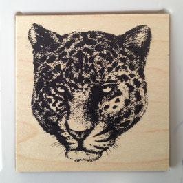Artikel-Nr. 036A  - Stempel Wildlife Jaguar
