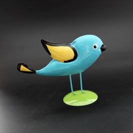 Artikel-Nr. 030T - Blechfigur Vogel