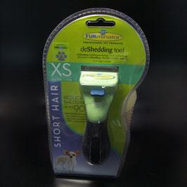 Artikel-Nr. 020T - Furminator XS - Fellpflegewerkzeug für Hunde bis 4,5 kg Gewicht (Kurzhaar oder Langhaar)