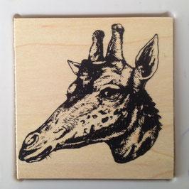Artikel-Nr. 036J  - Stempel Wildlife Giraffe