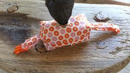 Artikel-Nr. 051B - Kotbeutel-Täschchen orange