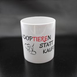 Artikel-Nr. 001M - Fototasse, Keramik
