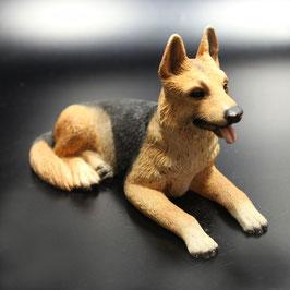 Artikel-Nr. 030V - Dekohund - Schäferhund
