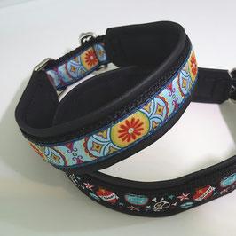 Artikel-Nr. 38 B - Zugstopphalsbänder für kleine Hunde