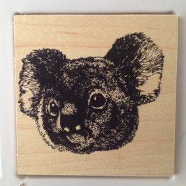 Artikel-Nr. 036L  - Stempel Wildlife Koala