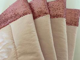 Bandagierunterlagen Powderrose