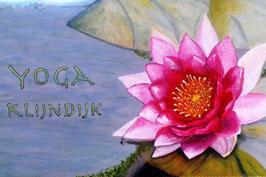 Les bij Yoga Klijndijk