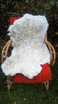 Gevilten alpaca (superzacht!)