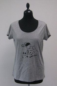 T-shirt femme mon voisin Totoro