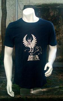t-shirt unisex saint seiya les chevaliers du zodiaque phoenix Ikki japanime geek