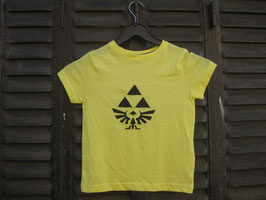 t-shirt tri force zelda enfant
