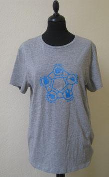 t-shirt homme big bang theory Pierre feuille ciseaux lezard spock