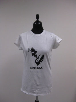 T-shirt mixte  Sherlock