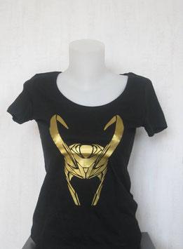 t shirt homme ou femme Loki marvel comics geek