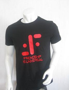 t shirt V serie SF geek visiteur