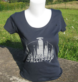 t-shirt femme gallifrey