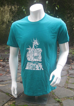 t-shirt saint seiya shiryu