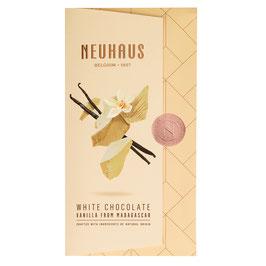Tablette chocolat blanc vanille de Madagascar