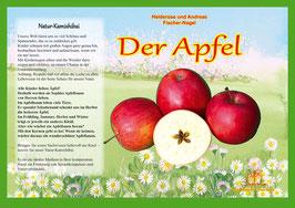 Natur Kamishibai Bildkarten Der Apfel