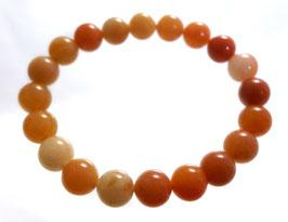 商品名:オレンジアベンチュリンブレスレット B9041910