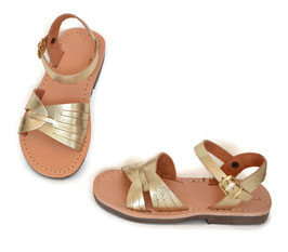 Roman children leather Sandals