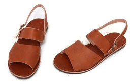 Paros in tobacco color