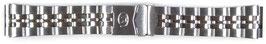 22mm originales 5-reihiges Edelstahlarmband von VOSTOK für AMPHIBIA und KOMANDIRSKIE Uhren ARM-ST01-22mm