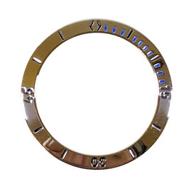 Original bezel for Russian VOSTOK AMPHIBIA watches in watch case 120, stainless steel