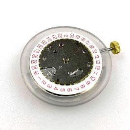 2416 Automatikwerk mit Kalender von VOSTOK (mit weißem Kalender)