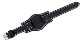 18mm, pilots leather strap for VOSTOK watches, ARM-LD18-09