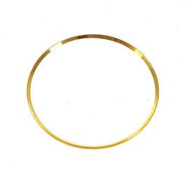 Armierungsring für Uhrglas für VOSTOK AMPHIBIA  und KOMANDIRSKIE Uhren, vergoldet