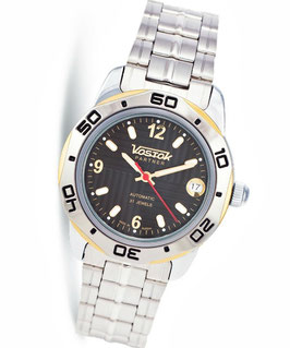 Russian automatic watch VOSTOK PARTNER by VOSTOK, polished, ø39mm
