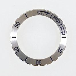 Solid bezel for Russian VOSTOK KOMANDIRSKIE watches in case K-65, stainless steel