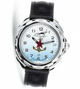 Armbanduhr KOMANDIRSKIE von VOSTOK, poliert, ø39mm