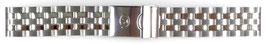 22mm originales 5-reihiges Edelstahlarmband von VOSTOK für AMPHIBIA und KOMANDIRSKIE Uhren ARM-ST03-22mm