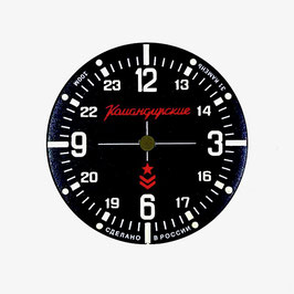 Dial 503 VOSTOK KOMANDIRSKIE only for watches in case 350
