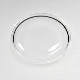 Watch glass for KOMANDIRSKIE hand winding VOSTOK watches with movement 2414, original acrylic glass