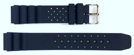 18mm, original polyurethane XL strap by VOSTOK, band width 18mm, ARM-PU01