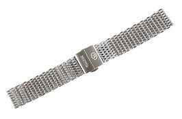 18mm, shark mesh bracelet, stainless steel bracelet for AMPHIBIA and KOMANDIRSKIE watches
