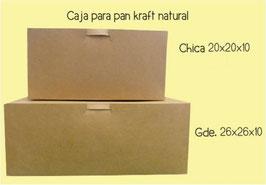 Caja Para Pan Chica